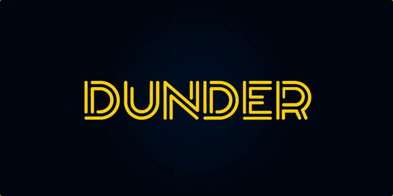 Dunder Promo Code