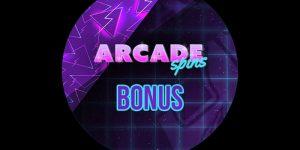 Arcade Spins Promo Code
