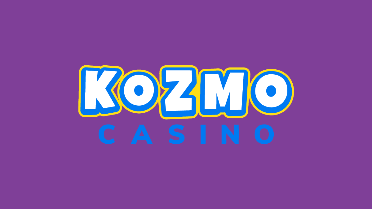 Kozmo Casino Promo Code