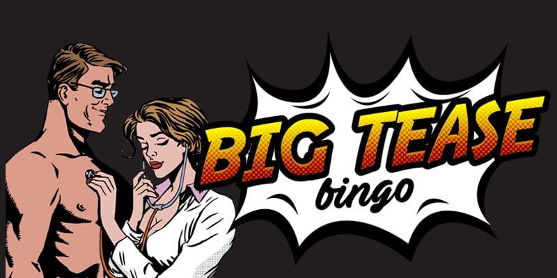 Big Tease Bingo Promo Code