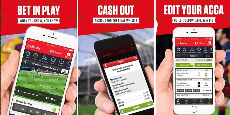 Labrokes Mobile App