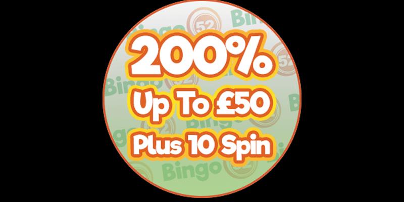 Bingo 52 Logo