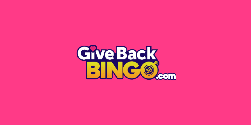 Give Back Bingo Logo