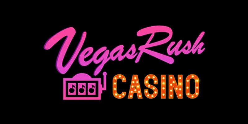 VegasRush Casino Logo