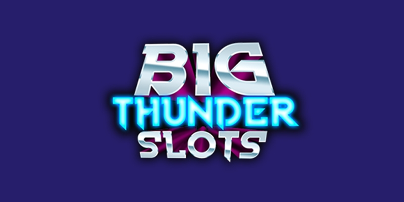 Big Thunder Slots Logo