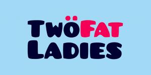 two fat ladies logo