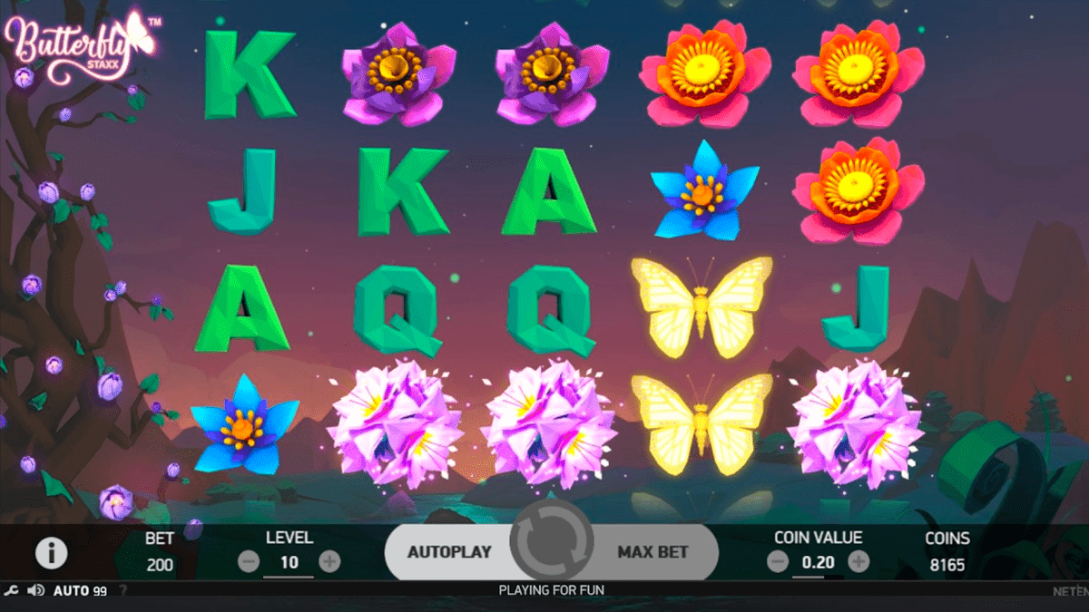 Butterfly Staxx Slot Review – RTP, Features & Bonuses