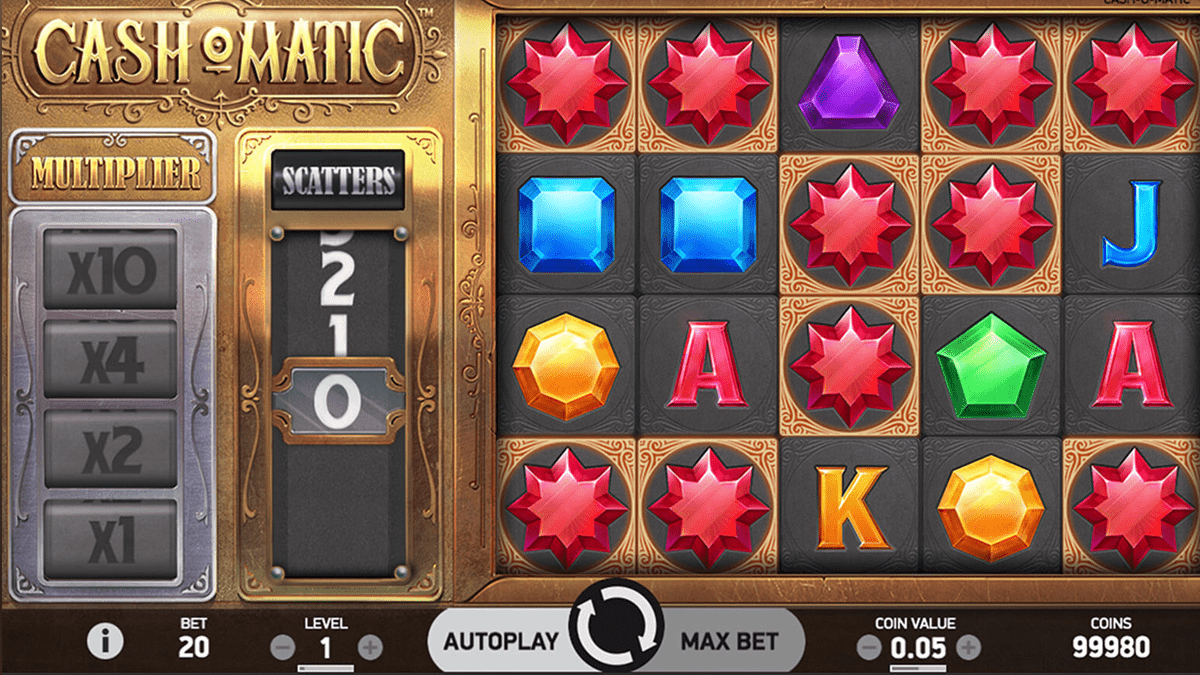 Cash-O-Matic Slots Review