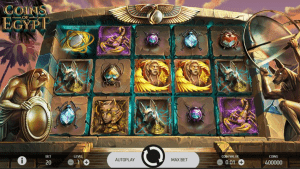 Coins of Egypt Slots Review