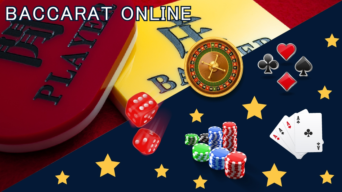 playing online bacarrat feature image