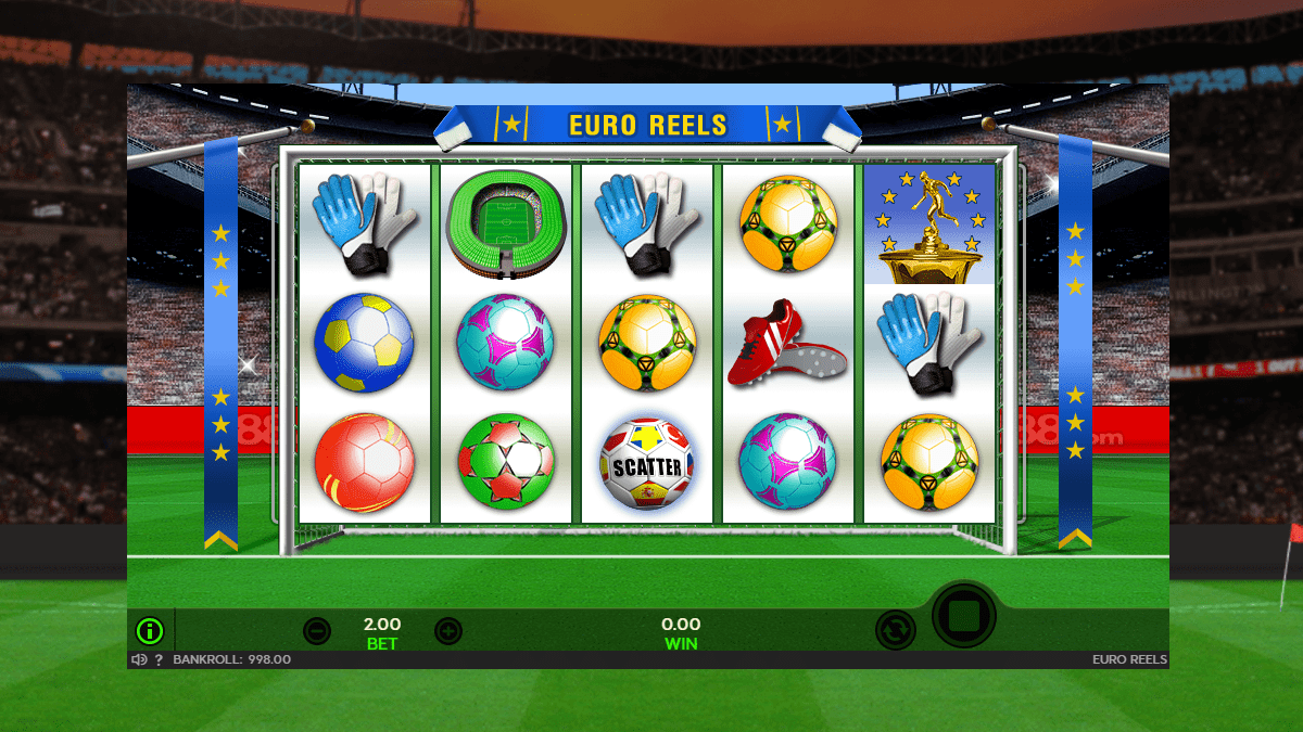 Euro Reels Slot Review – RTP, Features & Bonuses