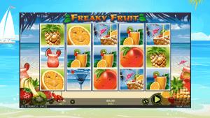 Freaky Fruit Slot Review – RTP, Features & Bonuses