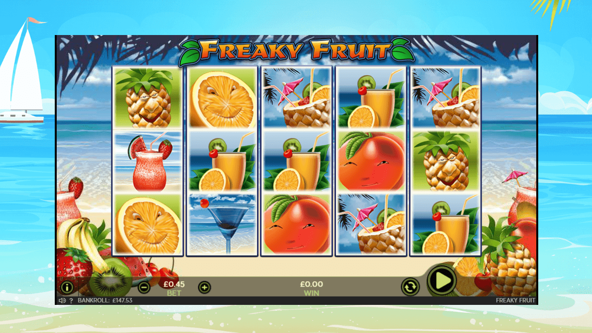 Freaky Fruit Slot Review
