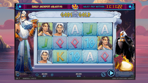 Gods of Gold Slot Review