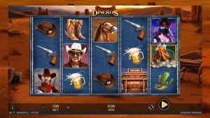 Gringos Dineros Slot Review – RTP, Features & Bonuses