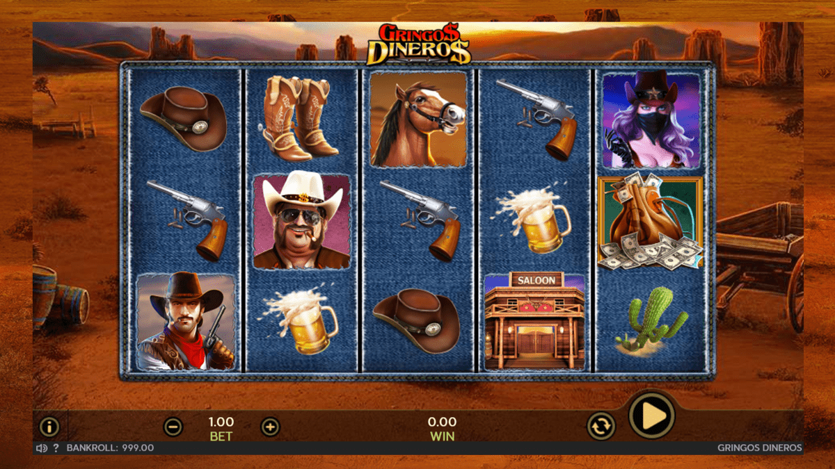 Gringos Dineros Slot Review – RTP, Features & Bonuses