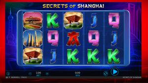Secrets Of Shanghai Slot Review – RTP, Features & Bonuses