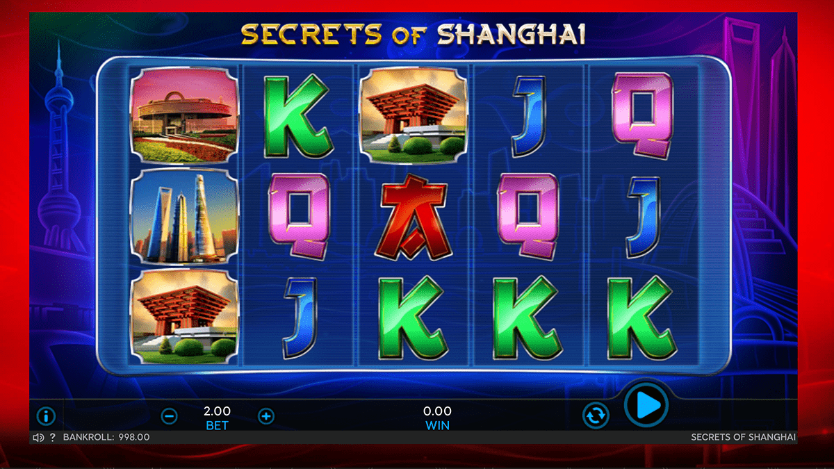 Secrets Of Shanghai Slot Review – RTP, Features & Bonuses