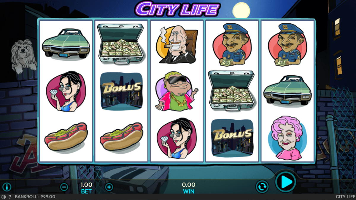City Life Slot Review – RTP, Features & Bonuses