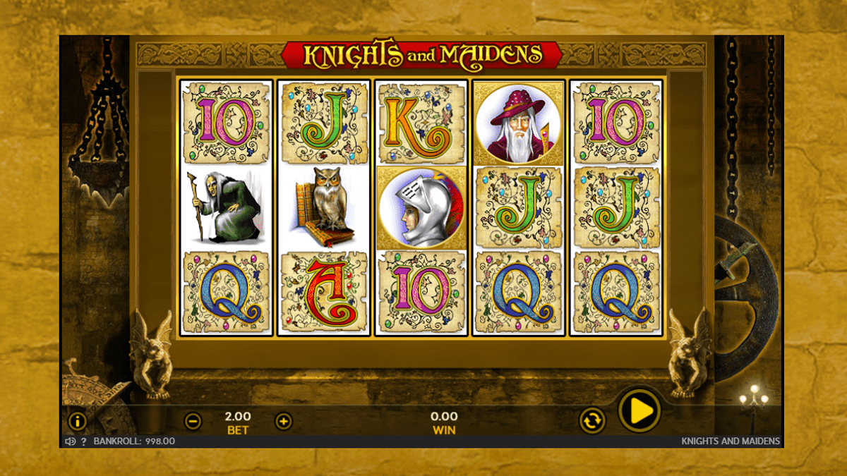 knights and maidens screenshot