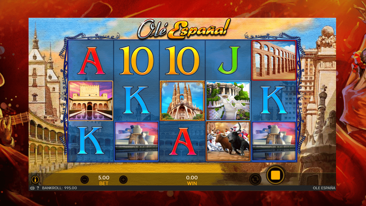 Ole Espana Slot Review – RTP, Features & Bonuses