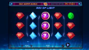 ray of light slot screenshot