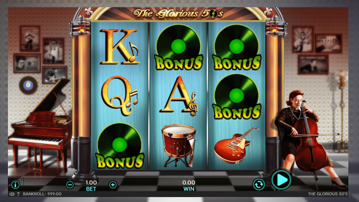 The Glorious 50s Slot Review – RTP, Features & Bonuses