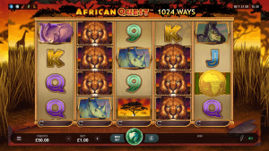 African Quest Slot Review – RTP, Features & Bonuses
