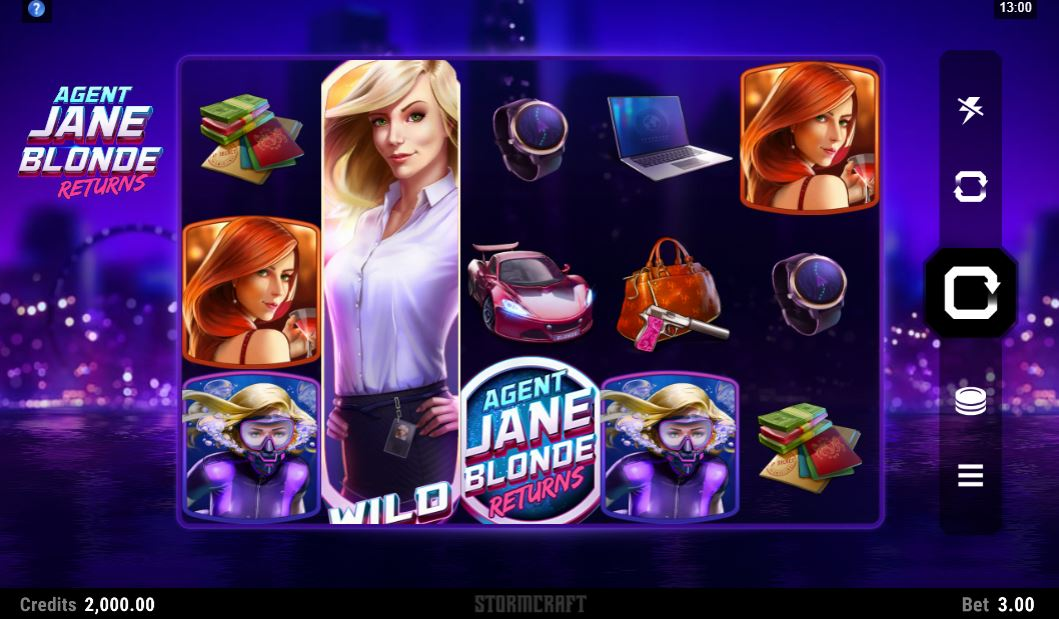 Agent Jane Blonde Returns Gameplay