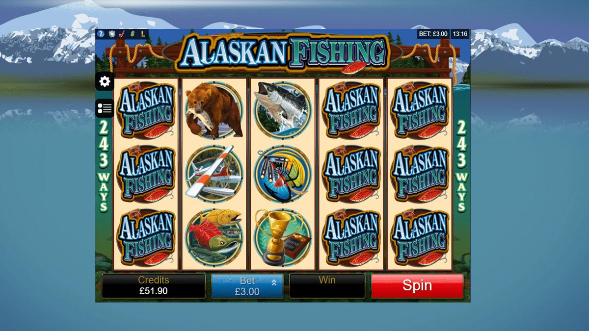 Alaskan Fishing Slot Review – RTP, Features & Bonuses