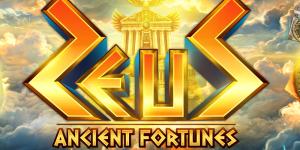 Ancient Fortunes Zeus Slot Review – RTP, Features & Bonuses