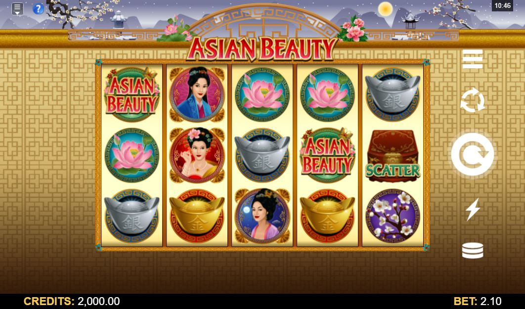Asian Beauty Gameplay