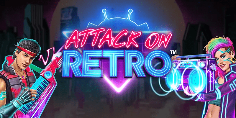 Attack on Retro Slot Review – RTP, Features & Bonuses