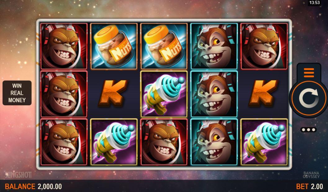 Banana Odyssey Gameplay