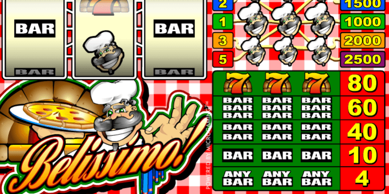 Belissimo Slot Review – RTP, Features & Bonuses