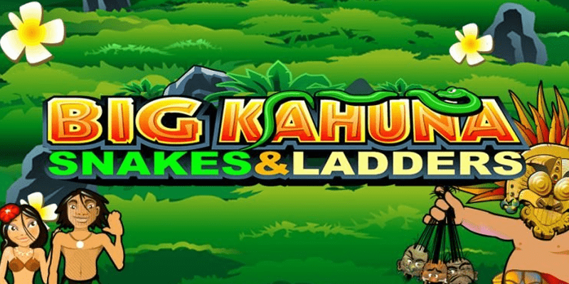 Big Kahuna Snakes & Ladders Slot Review – RTP, Features & Bonuses