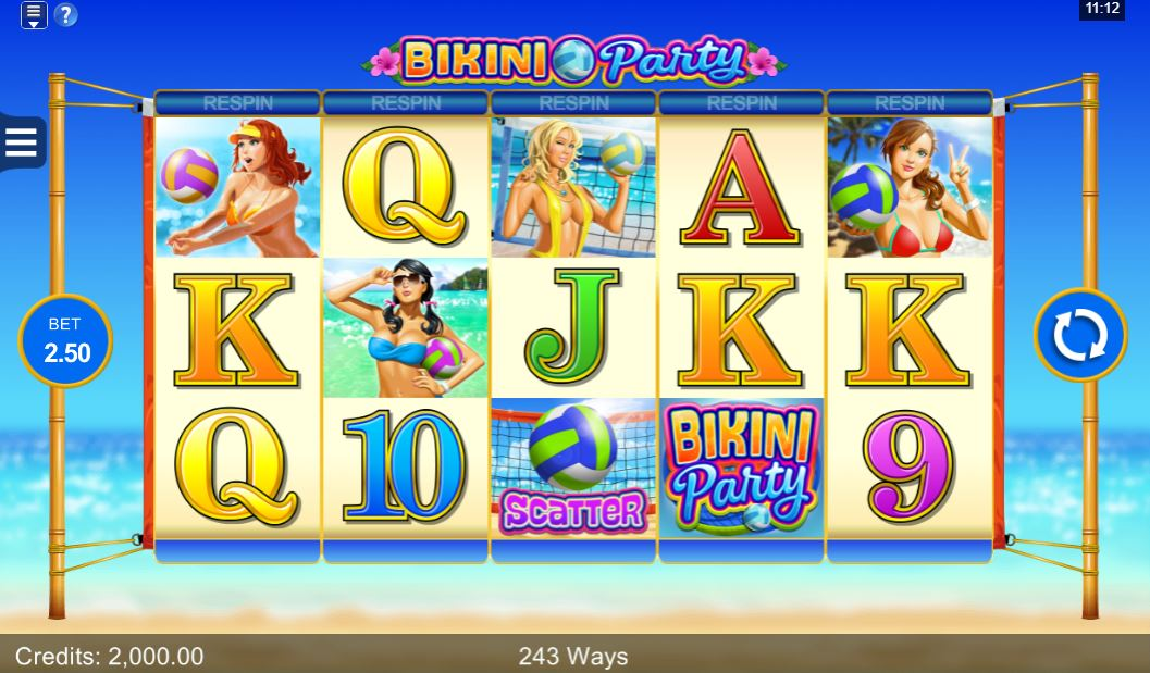 Bikini Party Gameplay
