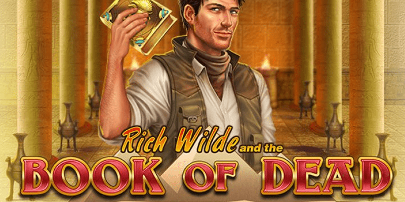 Book of Dead Slot Review – RTP, Features & Bonuses