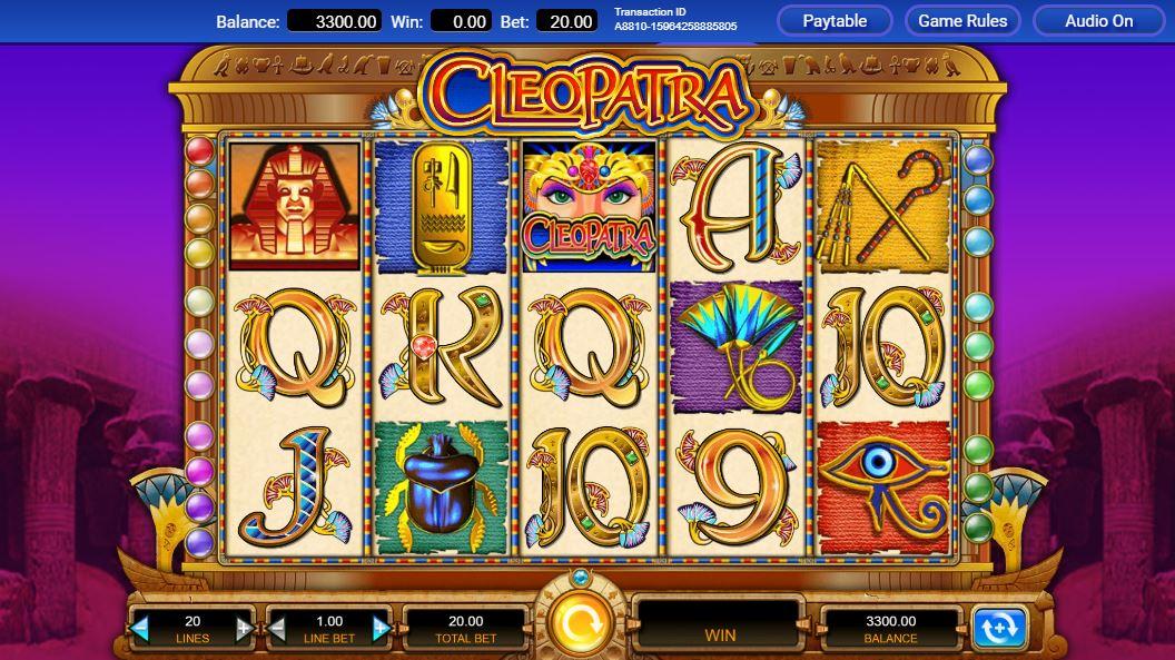 Cleopatra Gameplay