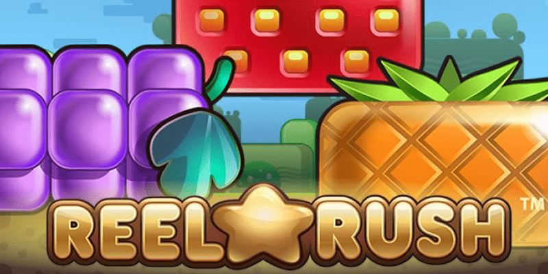 Reel Rush Slot Review – RTP, Features & Bonuses