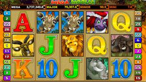 Mega Moolah Slot Review – RTP, Features & Bonuses