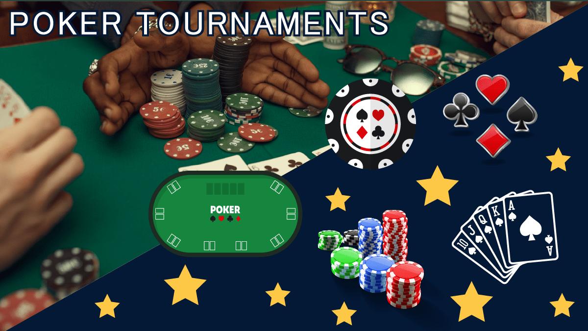Poker Tournaments – RTP, Features & Bonuses