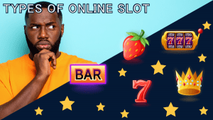 types of online slot featured