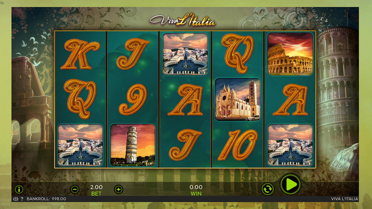 Viva L'Italia Slot Review – RTP, Features & Bonuses
