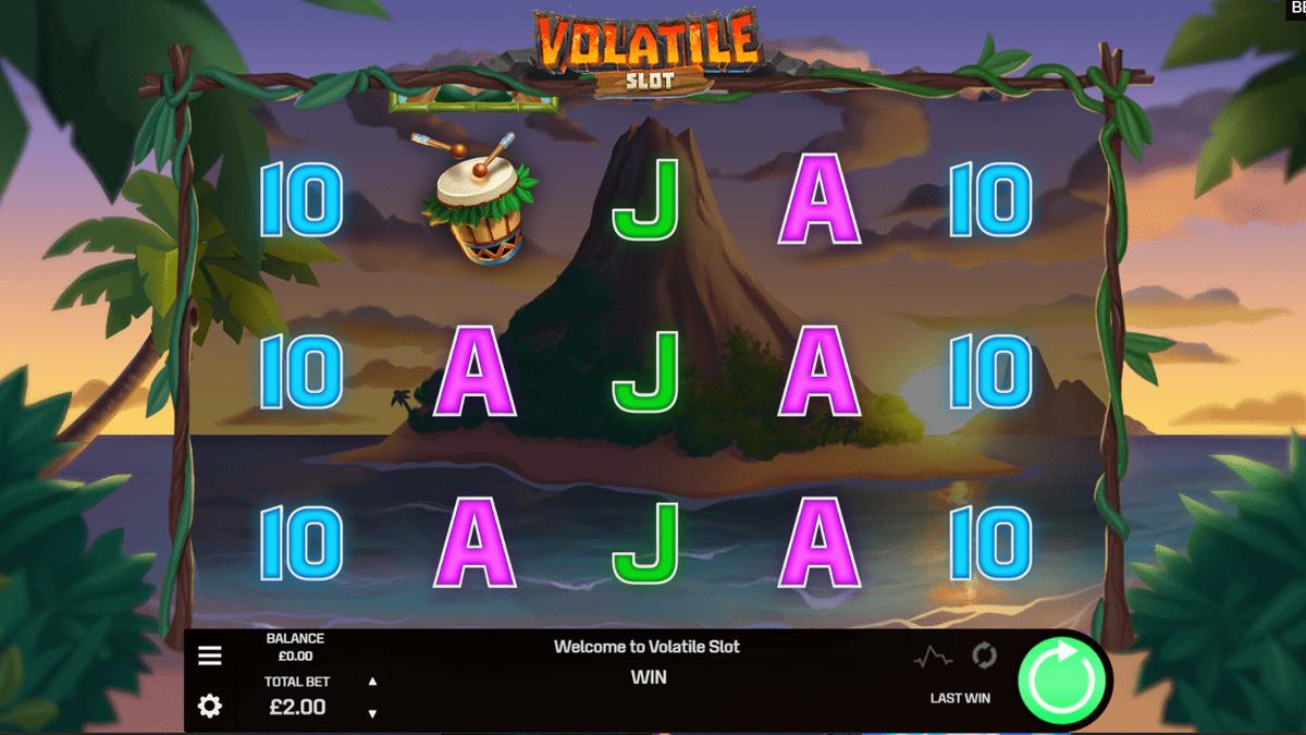 volatile slot screenshot