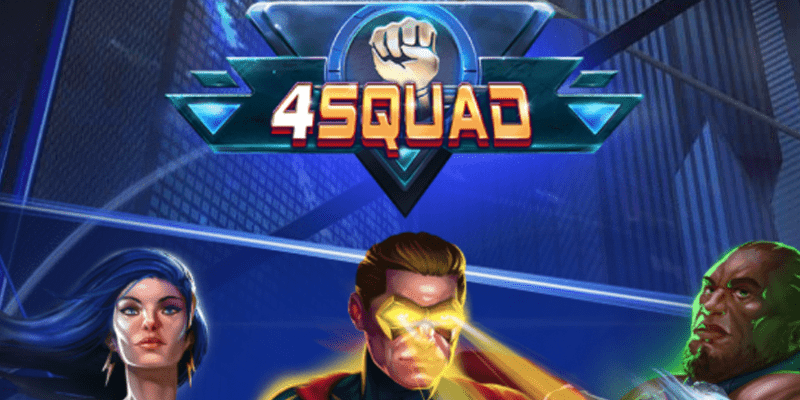 4Squad Slot Review – RTP, Features & Bonuses