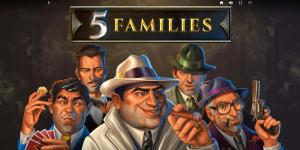 5 Families Slot