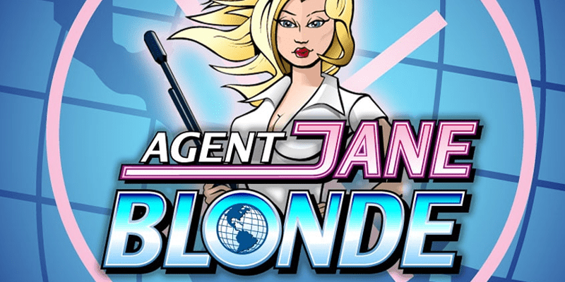 Agent Jane Blonde Slot Review – RTP, Features & Bonuses