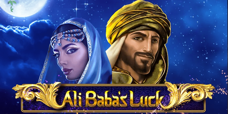 Ali Baba's Luck Slot Review – RTP, Features & Bonuses