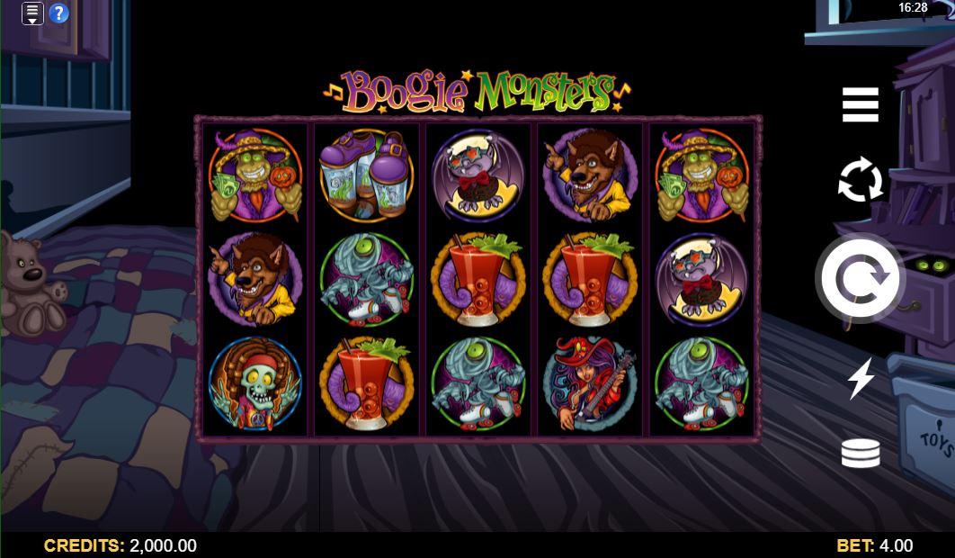 Boogie Monsters Gameplay